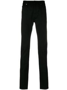 эластичные брюки скинни  Valentino