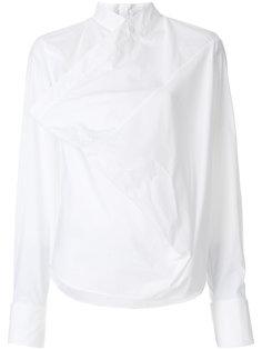 рубашка на пуговицах  Mm6 Maison Margiela