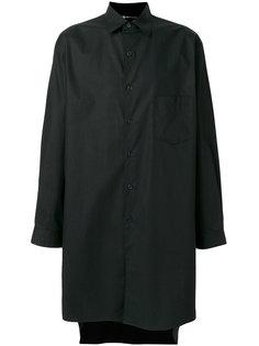 удлиненная рубашка Yohji Y-3