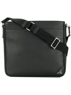 сумка-почтальонка через плечо Prada