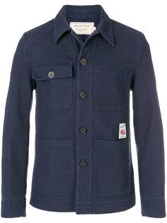 куртка с нагрудными карманами Maison Kitsuné