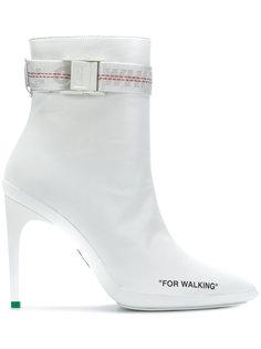 ботильоны For Walking Off-White
