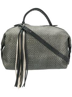 сумка-тоут с длинными кисточками Henry Beguelin