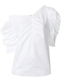 блузка со сборками Isa Arfen