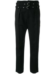 укороченные брюки с пряжками Iro