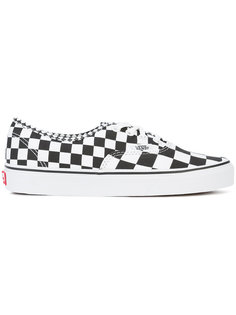 кроссовки Checkerboard Authentic Vans