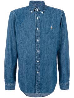 джинсовая куртка на пуговицах Polo Ralph Lauren