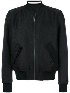 двусторонняя куртка-бомбер Ann Demeulemeester Grise