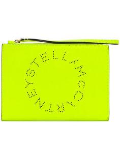 клатч Stella Logo Stella McCartney