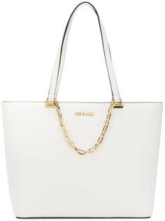 сумка-шоппер Love Moschino