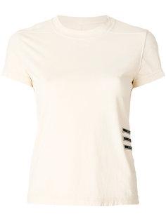 футболка с заплатками Human Rick Owens DRKSHDW