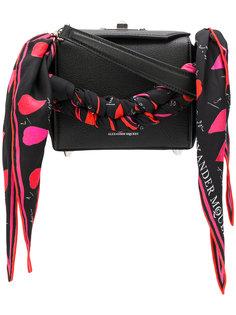 сумка с завязками Box Alexander McQueen