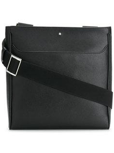 классическая сумка-почтальонка  Montblanc