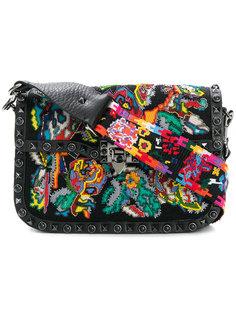 декорированная сумка через плечо Valentino