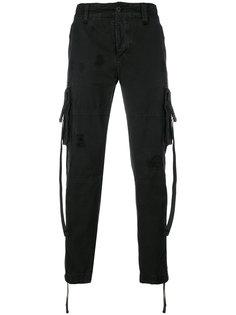 брюки карго Palm Angels