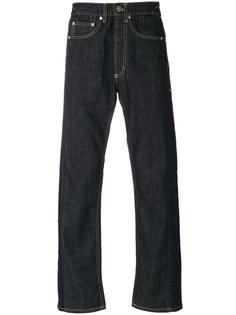 широкие джинсы Alexander McQueen