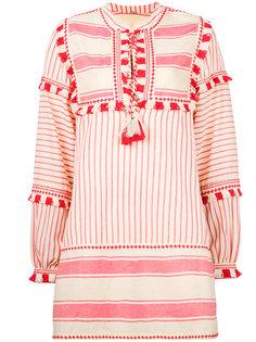 платье-туника в полоску с кисточками  Dodo Bar Or