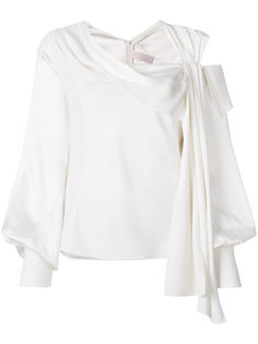 асимметричная блузка Peter Pilotto