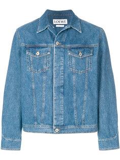джинсовая куртка Loewe