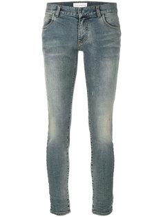 выцветшие джинсы скинни Faith Connexion