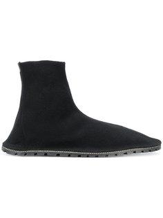 ботинки с носочной вставкой Marsèll