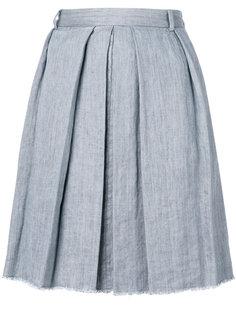 плиссированная юбка  Steffen Schraut
