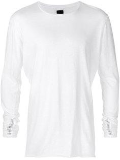 футболка с длинными рукавами  Thom Krom