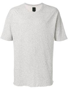 однотонная футболка  Thom Krom