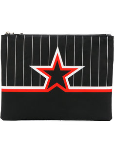сумка с принтом звезд и полос Givenchy