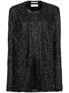 платье мини с отделкой пайетками  Faith Connexion