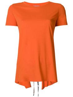 асимметричная футболка Dondup