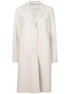 пальто миди на пуговицах  Harris Wharf London