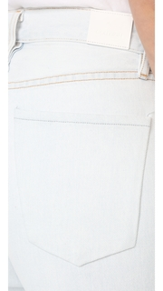 GOLDSIGN The Benefit High Rise Relaxed Straight Jeans