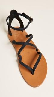 K. Jacques Fusain Sandals