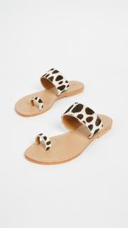 Mystique Toe Ring Sandals