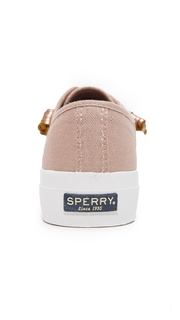 Sperry Sky Sail Metallic Sneakers