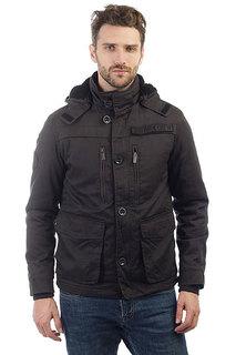 Куртка Zoo York Fieldston Washed Black