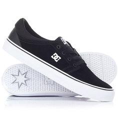 Кеды кроссовки низкие DC Trase S Black