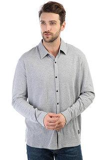 Рубашка Quiksilver Longeffect Light Grey Heather