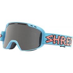 Маска для сноуборда Shred Amazify Air Blue Platinum