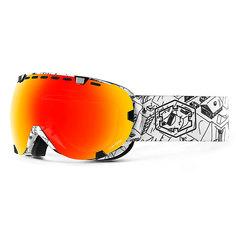 Маска для сноуборда OUT OF Eyes Фотохромная Поляризационная Линза Snowpark(the One Fuoco)