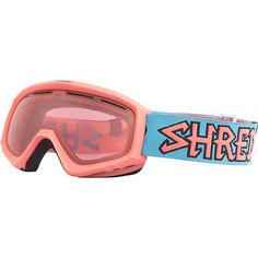 Маска для сноуборда Shred Mini Air Blue Rust