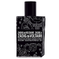 ZADIG&VOLTAIRE This Is Him! Capsule Collection Туалетная вода, спрей 20 мл Zadig&Voltaire