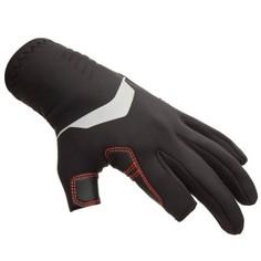Взрослые Перчатки Без 2 Пальцев 900 Tribord