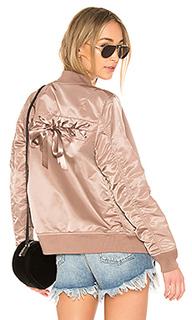 Куртка бомбер - ALPHA INDUSTRIES
