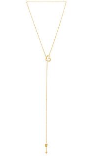 Ожерелье cupid - gorjana