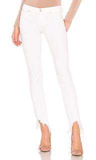 Укороченные джинсы скинни со средней посадкой colette - Hudson Jeans