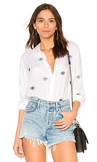 Рубашка с застёжкой на пуговицах paula - Lauren Moshi