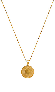 Ожерелье lady guadalupe - Natalie B Jewelry