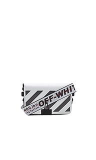 Сумка mini flap - OFF-WHITE
